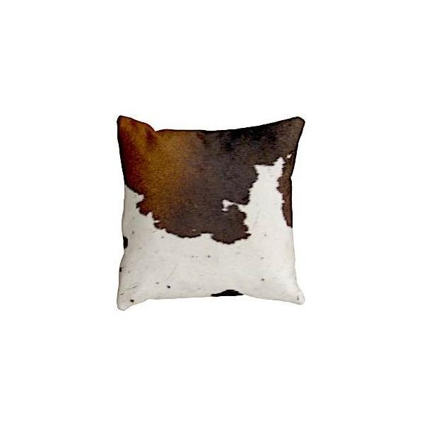 coussin en peau de vache. Black Bedroom Furniture Sets. Home Design Ideas