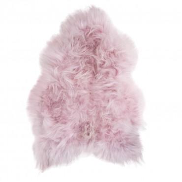 Peau de Mouton rose pâle