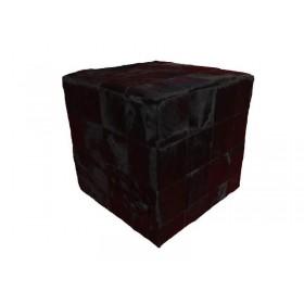 Pouf Teinté Noir