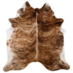 Peau de Vache Tigrée Marron