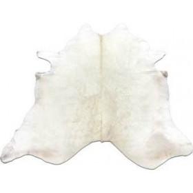 Peau de vache blanche