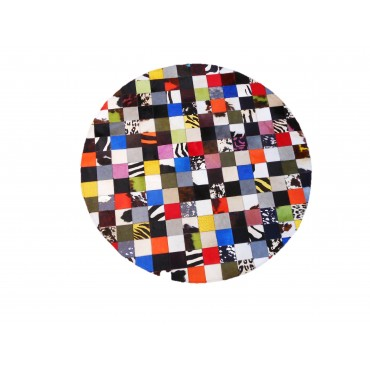 Tapis Patchwork Rond