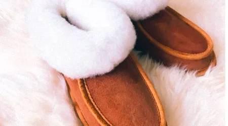 Chaussons en peaux