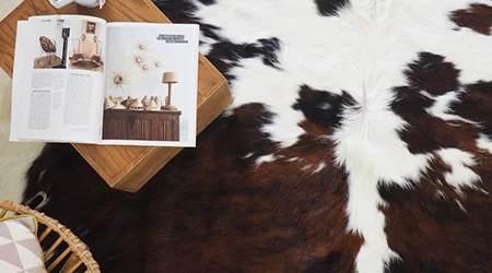 Peaux de vache